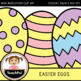 Easter Eggs Clip Art