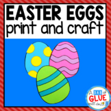 Easter Craft Activity and Creative Writing