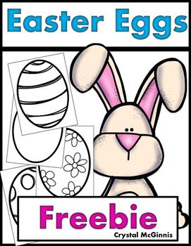 Easter Eggs FREEBIE