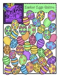 Easter Eggs Galore {Creative Clips Digital Clipart}