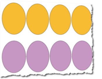 Easter Eggs Math Graphing Project Pack