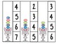 Easter Eggs Up On Top - Counting 1-12