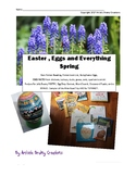 Easter, Eggs, and Everything Spring! Activities in LA and Science
