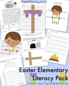Easter Elementary Pack