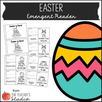 Easter Emergent Reader!