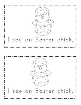 Easter Emergent Reader {Dollar Deal}