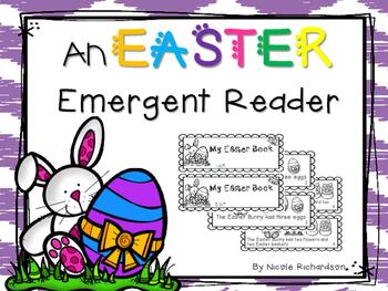 Easter Emergent Reader