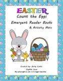 Easter Emergent Readers (2) Common Core Counting Book & activity mats