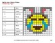 Easter Emoji: 1-digit Multiplication - Color-By-Number Mystery Pictures