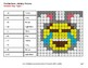 Easter Emoji: Find the Mean - Color-By-Number Mystery Pictures