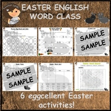 Easter English-Word Class