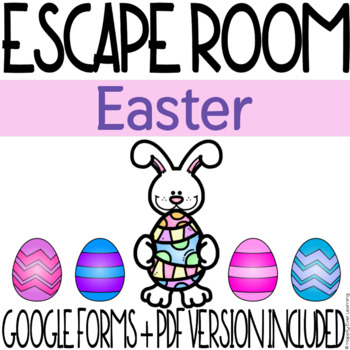 Easter Escape Room Activity