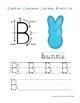 Easter Express PreK Printable Learning Pack - Part 1
