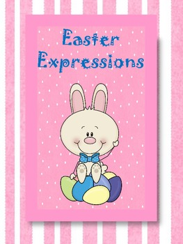 Easter Expressions-Addition/Subtraction Math Center for Your Primary Classroom