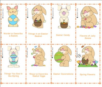 Easter Expressive Language Pack