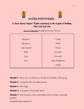Easter Eyewitnesses