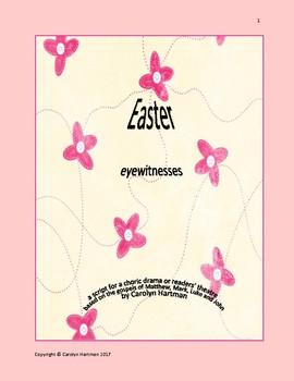 Easter Eyewitnesses
