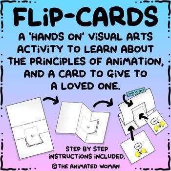 Easter FLIP-CARDS Bundle - Animation basics!