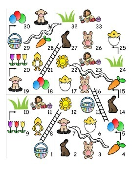 Easter FOREIGN LANGUAGE Games (Spanish,Italian,German etc)