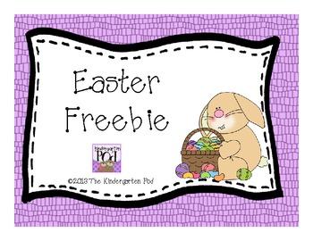 Easter FREEBIE!