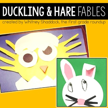 The Ugly Duckling & Tortoise and the Hare Fables