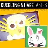 The Ugly Duckling and The Tortoise and the Hare Fables