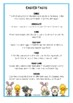 Easter Fact Cards