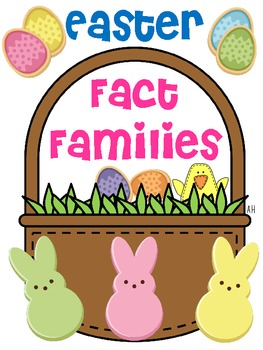Easter Fact Families Family of Facts