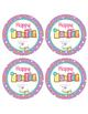 Easter Favor Tags and Stickers