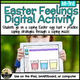 Easter Feelings Digital Activity for Counseling