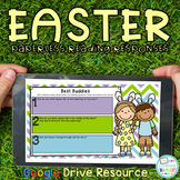 Easter Fiction and Nonfiction: Google Drive Close Reads