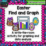 Easter Find and Graph: A Differentiated Math Center