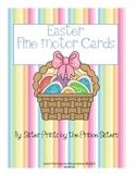Easter Fine Motor Cards