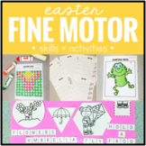 Easter Fine Motor Skills and Activities