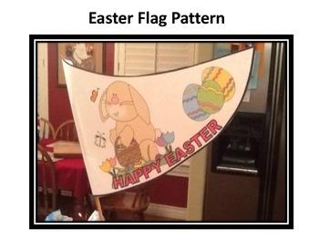 Easter Flag Pattern