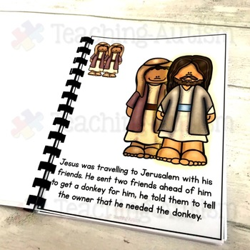 Easter Bible Story Simplified Story