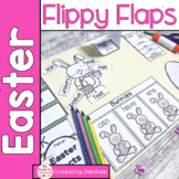 Easter Activities Interactive Notebook Lapbook