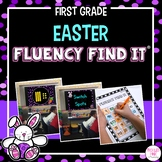 Easter Fluency Find It (1st Grade)