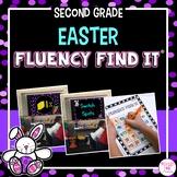 Easter Fluency Find It (2nd Grade)