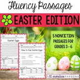 Easter Fluency Passages for Grades 3 - 6 {Nonfiction}