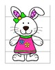 Easter Fluency Puzzles