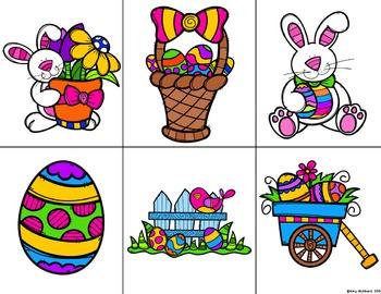 Easter Fluency and Phonemic Awareness Bundle