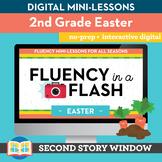 Easter Fluency in a Flash 2nd Grade • Digital Fluency Mini