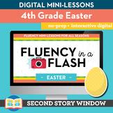 Easter Fluency in a Flash 4th Grade • Digital Fluency Mini