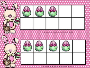 Easter Free 10 Frames