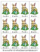 FREE Easter Math A Quick and Easy to Prep Multiply By Zero