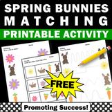 FREE Spring Worksheets Preschool Easter Activities Special