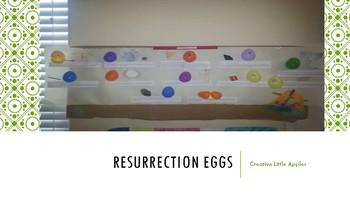 Easter Freebie!  Resurrection Eggs