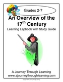 Overview of the 17th Century Lapbook with Study Guide