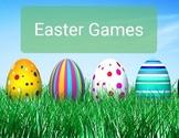 Easter Freebies
